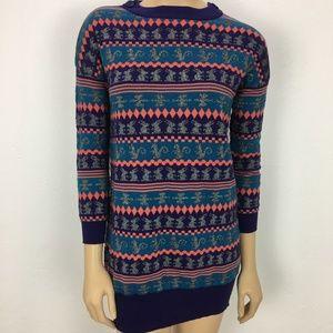 Little Marc Jacobs Multicolor Sweater Size 12